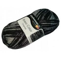 Włóczka Bravo Color - Melanż kolorów nr. 02114