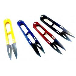 Obcinaczki do nitek - nożyczki z hartowanym ostrzem